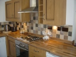 Kitchen Hob, Cooker and Hood