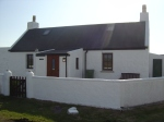 Struthan Cottage in May