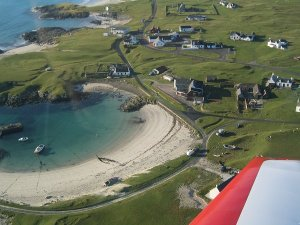 Tiree from the Air