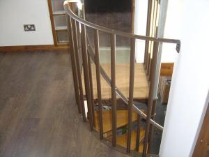 Upstairs Landing done!